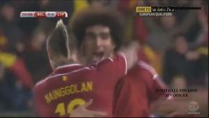 Video bàn thắng: Bỉ 5-0 Đảo Síp (Vòng loại Euro 2016)