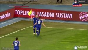 Video bàn thắng: Croatia 5-1 Nauy (Vòng loại Euro 2016)