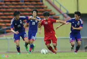 Video bàn thắng: U23 Việt Nam 0-2 U23 Nhật Bản (Vòng loại U23 Châu Á)