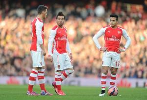 Arsenal: Vinh quang nửa vời của đoàn quân không thủ lĩnh