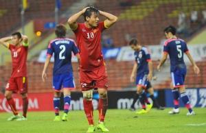 Ngạc nhiên chưa! Nhật có thể bị loại, Malaysia nhiều cơ hội hơn Việt Nam