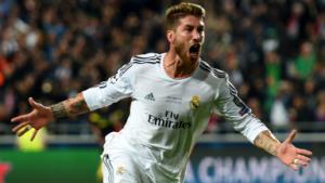 Những pha ghi bàn đẳng cấp của Sergio Ramos cho Real Madrid