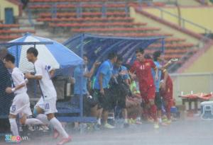 Công Phượng làm tường, U23 Việt Nam có bàn thứ 2 sau 5 phút bóng lăn