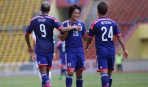 Video bàn thắng: U23 Nhật Bản 1-0 U23 Malaysia (Vòng loại U23 Châu Á)