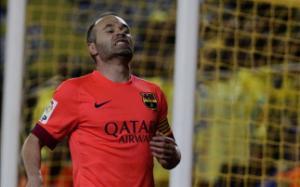 Iniesta đi vào lịch sử trong ngày Barca hạ đẹp Villarreal