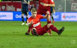 Màn ăn mừng cực kỳ ấn tượng của cầu thủ Đức