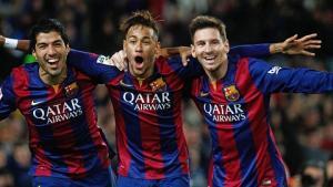 Villarreal 1-3 Barcelona: MSN tiếp tục thăng hoa, Tàu ngầm vàng vỡ vụn ngay tại El Madrigal