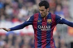 Barca: Busquets chấn thương là điều may cho Enrique?