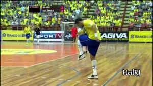 Falcao - Vị vua thống trị làng Futsal thế giới