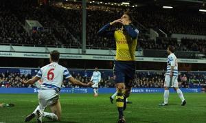 """Hàng công Arsenal: Giroud mới là """"số 9"""" đích thực"""