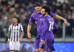 Video bàn thắng: Juventus 1-2 Fiorentina (Lượt đi bán kết cúp QG Italia 2014-2015)