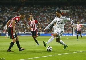 Athletic Bilbao vs Real Madrid (0h00 8/3): Cẩn tắc vô ưu