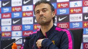 Barca lên kế hoạch trói chân Luis Enrique