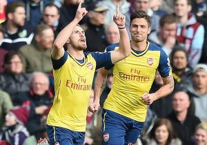 Ramsey tiếc vì Arsenal không thể vô địch Premier League