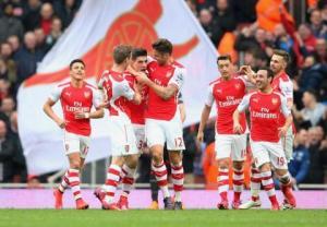 Arsenal đã không còn yếu đuối như mùa giải trước!