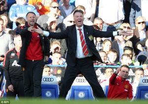 Sau thất bại của M.U: Hãy cứ dành cho Van Gaal những lời cảm khái