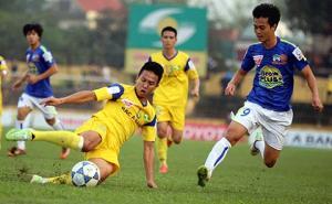 TRỰC TIẾP HAGL 0-1 Đồng Nai (Hết hiệp 1): Bàn thua cay đắng