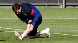Messi chấn thương: Barca không cẩn thận là mất tất