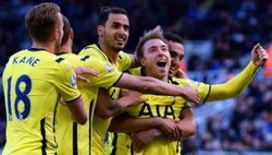 Video bàn thắng: Newcastle 1-3 Tottenham (Vòng 33 Premier League 2014/2015)