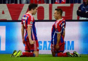 Video bàn thắng: Bayern Munich 6–1 (7-4) Porto (Lượt về tứ kết Champions League 2014/2015)