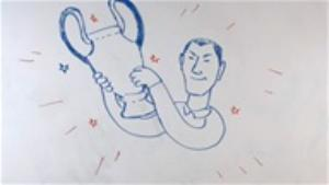 Cuộc đời của danh thủ Zidane ấn tượng qua hình vẽ