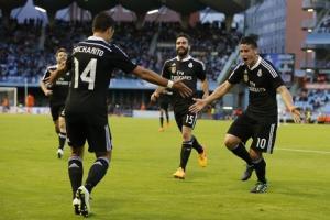 """Dư âm Celta Vigo 2-4 Real: Sống nhờ tam tấu """"thời loạn"""" JCC"""