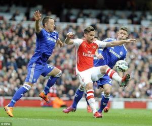 Ai bảo Chelsea nhạt nhẽo hơn Arsenal?