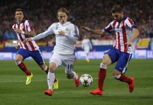 Real đón nhận tin siêu vui từ Modric