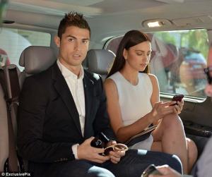 """Ronaldo và bồ cũ Irina quyết định tái hợp vì chán chăn đơn gối chiếc"""""""