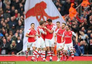 Tại sao Arsenal có thể vô địch Premier League