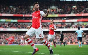 Arsenal vs Chelsea: Nổ súng không, Giroud?