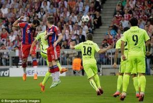 Real Madrid bất ngờ muốn có sao Bayern thay thế Ramos
