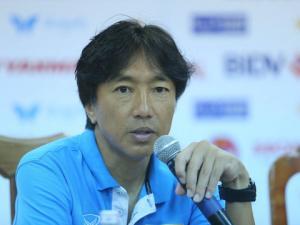 HLV Miura nói gì sau khi U23 Việt Nam thắng đậm U23 Brunei