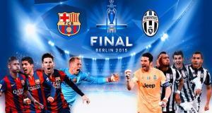 Đường đến trận đấu chung kết Champions League 2014-2015 của Barcelona