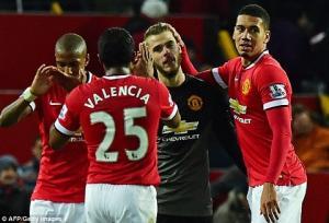 De Gea rời Old Trafford: Cơ hội cho cho bản lĩnh của M.U