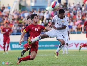 Video bàn thắng: U23 Việt Nam 2-2 U23 Myanmar (Giao hữu quốc tế)