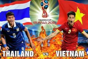 TRỰC TIẾP Thái Lan 0-0 Việt Nam (Hiệp 1): Sức ép khủng khiếp