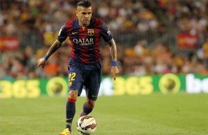 Bị đối xử bội bạc, Dani Alves quyết rời Barca
