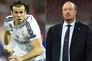 """Bale sẽ là """"hạt nhân"""" của Real Madrid dưới thời Benitez"""