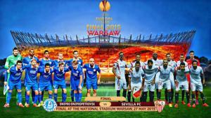 TRỰC TIẾP: Dnipro 2-2 Sevilla (Hiệp 1): Rotan đưa trận đấu trở về vạch xuất phát bằng cú sút phạt đẹp mắt