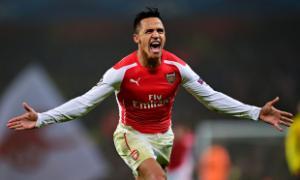 Vượt qua Hazard, Sanchez giật giải cầu thủ xuất sắc nhất EPL 2014/2015