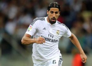 Chia tay Real Madrid, Khedira cập bến Serie A trong mùa Hè