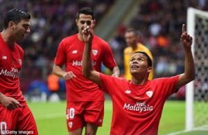 Video clip bàn thắng: Dnipro 2-3 Sevilla (Chung kết Europa League 2014-2015)