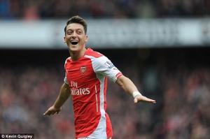 """Chung kết cúp FA: Cơ hội cuối để Arsenal """"giải mã"""" Mesut Ozil"""