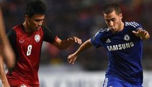 Video bàn thắng: Thái Lan 0-1 Chelsea (Giao hữu )