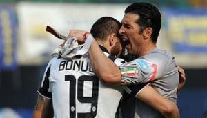 Video bàn thắng: Verona 2-2 Juventus (Vòng 38 Serie A 2014/2015 )
