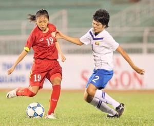 Video bàn thắng: Nữ Việt Nam 7-0 Nữ Malaysia (Giải vô địch bóng đá nữ Đông Nam Á 2015)