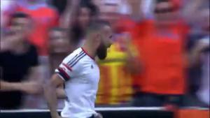 Video bàn thắng: Valencia 3-1 Eibar (Vòng 35 La Liga 2014-2015)