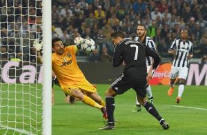 Cristiano Ronaldo đã chơi ra sao ở trận Real thua Juventus