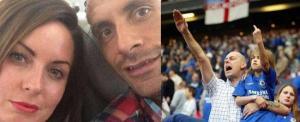 Fan Chelsea hả hê trước cái chết của vợ Rio Ferdinand